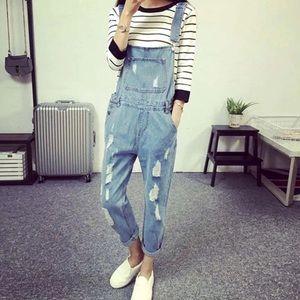 Denim - Jeans Overalls